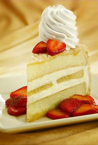 Cheesecake Factory Lemoncello Cream Torte