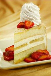 Cheesecake Factory Lemoncello Cream Torte